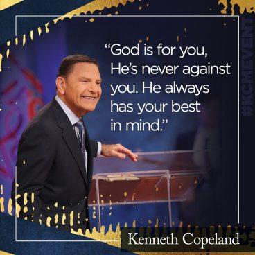 Kenneth Copeland Devotional 8th November 2019