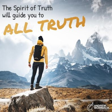 Andrew Wommack Devotional 2nd December 2019