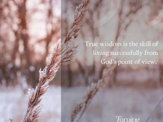 David Jeremiah Devotional 4th December 2019