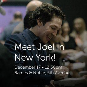 Joel Osteen Devotional 14th December 2019
