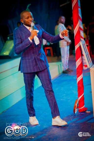 Evangelist Chidi Ibenado