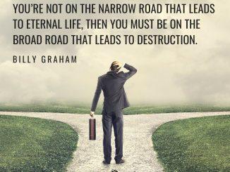 Billy Graham Devotional 6th January 2020