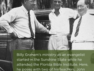 Billy Graham Devotional 10th January 2020
