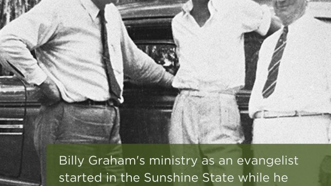Billy Graham Devotional 10th January 2020