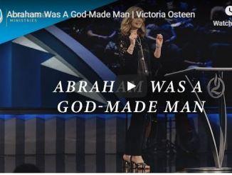 Victoria Osteen Sermon - Abraham