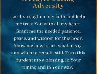 David Jeremiah Devotional 18th February 2020