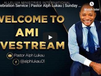 Pastor Alph Lukau Sunday Live service 22 March