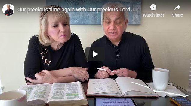 Benny Hinn sermon - Our precious time again with Our precious Lord Jesus