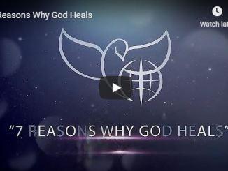 Benny Hinn sermon - 7 reasons why God heals