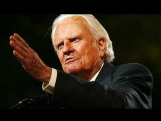 Billy Graham Devotional 14 March 2020