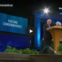 "Sermon: David Jeremiah - ""Facing Coronavirus"""