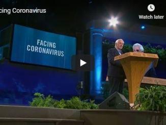 """Sermon: David Jeremiah - """"Facing Coronavirus"""""""