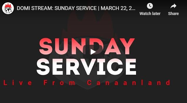 David Oyedepo Live Sunday Service 22 March 2020