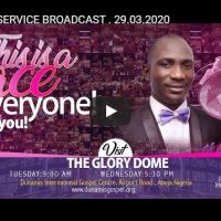 Dunamis Church Online Live Service 29 March 2020 - Naijapage.com