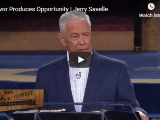 Jerry Savelle Sermon - Favor Produces Opportunity