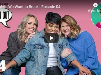 Joyce Meyer Talk It Out - Habits We Want to Break