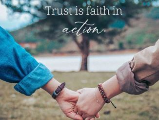 Joyce Meyer Message - Trust and Faith