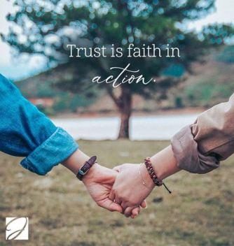 Joyce Meyer Message - Trust and Faith