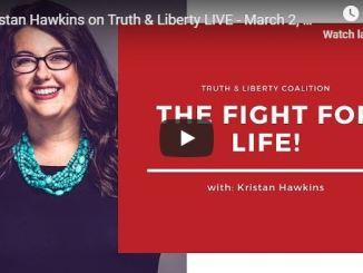 Kristan Hawkins - Truth & Liberty