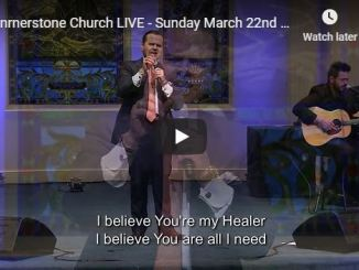 Pastor Matt Hagee Live Sunday Service 22 March
