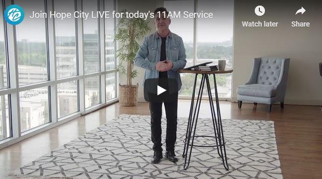 Pastor Jeremy Foster Live March 22 2020