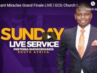 Shepherd Bushiri Sunday Live Service 15 March 2020