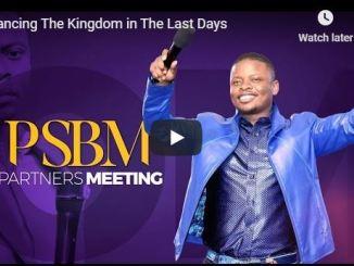 Shepherd Bushiri Sermon - Financing The Kingdom