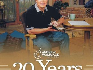 Andrew Wommack Is 20 Years On Television