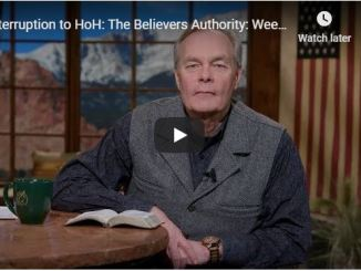 Andrew Wommack Message - The Believers Authority