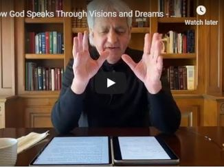 Benny Hinn Sermon - How God Speaks Through Visions and Dreams