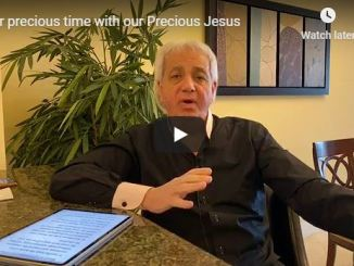 Benny Hinn Sermon - Our precious time with our Precious Jesus
