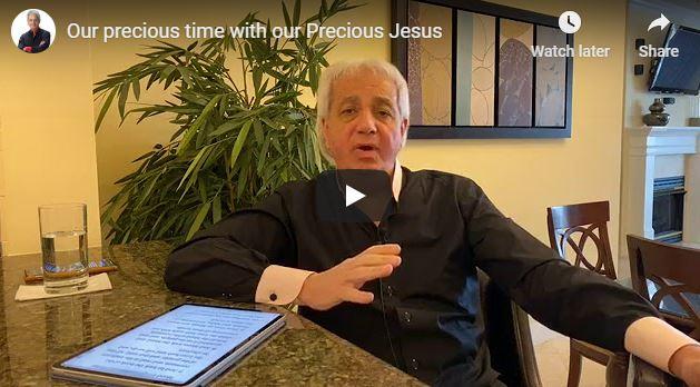 Benny Hinn Sermon - Our precious time with our Precious Jesus