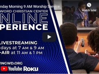 Bill Winston Ministries Live Sunday Service