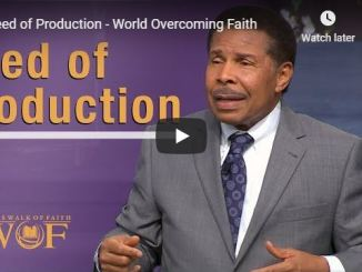Bill Winston Sermon - Seed of Production