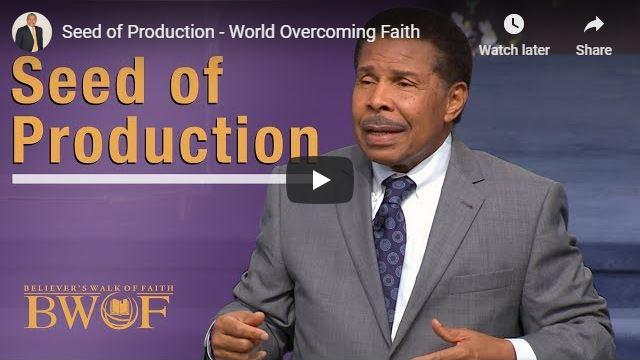 Bill Winston Sermon - Seed of Production