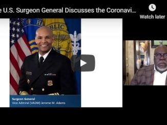 Bishop TD Jakes Discusses the Coronavirus with Dr Jerome Adams