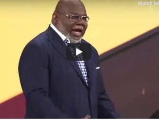Bishop TD Jakes Sunday Live Service