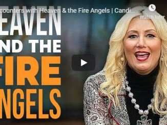 Candice Smithyman - Encounters with Heaven & the Fire Angels