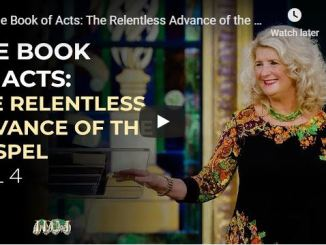 Cathy Duplantis Sermon - The Relentless Advance of the Gospel Vol 4