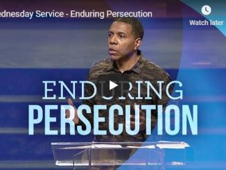 Creflo Dollar Sermon - Enduring Persecution