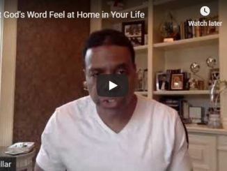 Creflo Dollar Sermon - Let God's Word Feel at Home in Your Life