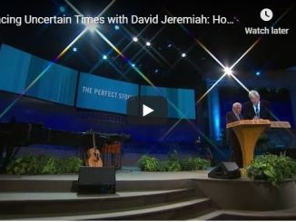 David Jeremiah Sermon - How to Find Peace During the Storms of Life