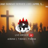 Domi Stream: David Oyedepo Winners Chapel Sunday Live Service 5 April