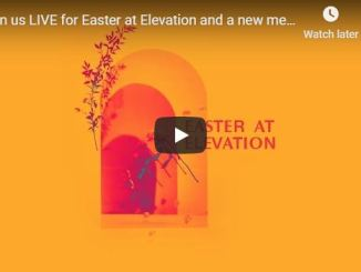 Easter Sunday live Service In Elevation Church with Steven Furtick
