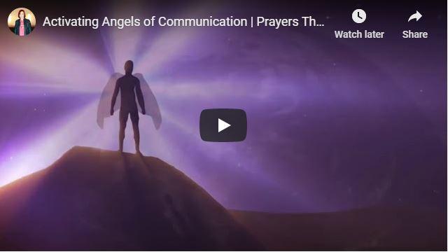 Jennifer Leclaire - Activating Angels of Communication