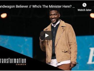 Pastor Michael Todd Sermon - Bandwagon Believer