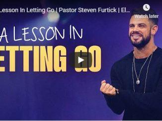 Pastor Steven Furtick Sermon Sunday April 26
