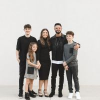 New Pictures Of Pastor Steven Furtick And His Family