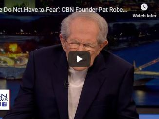 Pat Robertson Prayer Coronavirus Covid-19 Fears