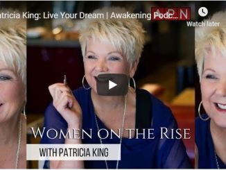 Patricia King Message - Live Your Dream